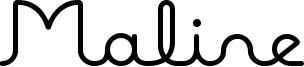 Maline Font