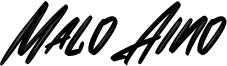 Malo Aino Font