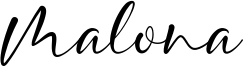 Malona Font