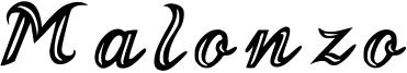 Malonzo Font