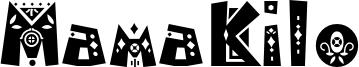 MamaKilo Font