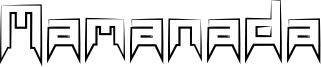 Mamanada Font