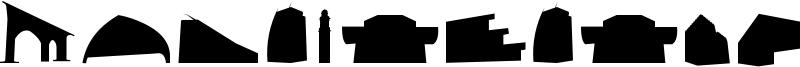 Mancitecture Font