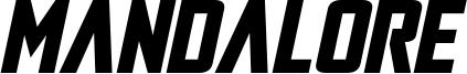 Mandalore Font