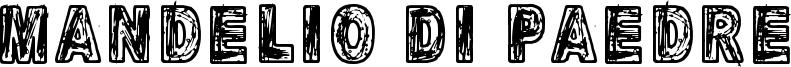 Mandelio Di Paedre Font
