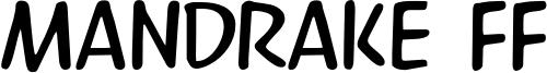 Mandrake FF Font
