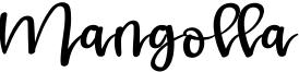 Mangolla Font