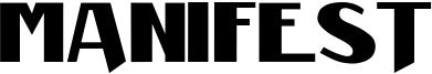 Manifest Font