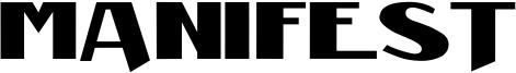 Manifest2.ttf