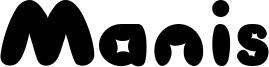 Manis Font