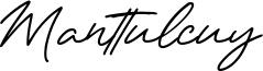 Manttulcuy Font