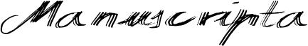 Manuscripta Font