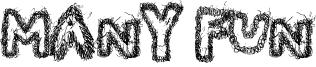 Many Fun Font