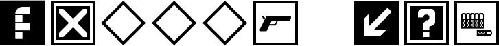 Mapper Kit Font