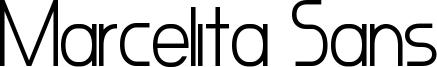 Marcelita Sans Font