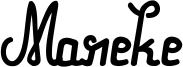 Mareke Font