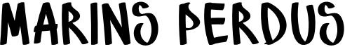 Marins Perdus Font