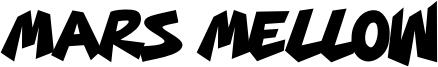 Mars Mellow Font