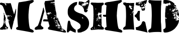 Mashed Font