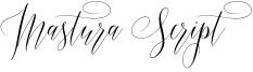 Mastura Script Font