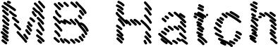 MB Hatch Font