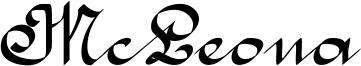 McLeona Font
