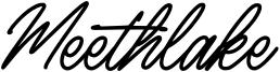 Meethlake Font