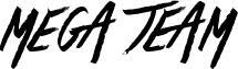 Mega Team Font