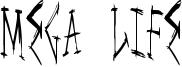 Mega Life Font