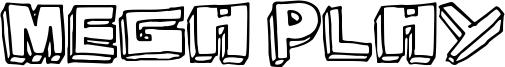 Mega Play Font