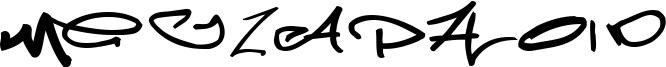 Meglaphoid Font