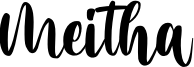 Meitha Font