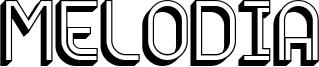 Melodia Font