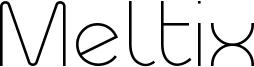 Meltix Font