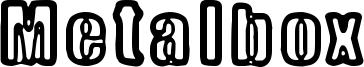 Metalbox Font