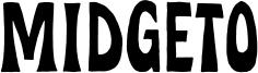 Midgeto Font