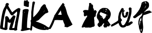 MIKA teuf Font