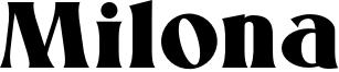 Milona Font