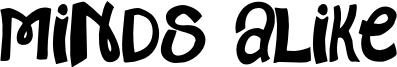 Minds Alike Font