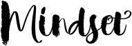 Mindset Font
