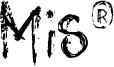 Mis® Font
