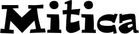 Mitica Font