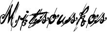 Mitsouskos Font