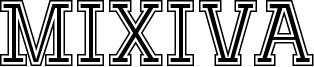 MIXIVA-COLLEGE demo.otf