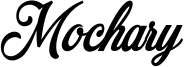 Mochary Font