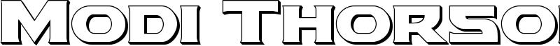 modithorson3d.ttf