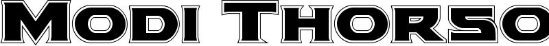 modithorsonacad.ttf