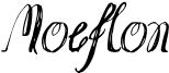 moeflon 01.otf