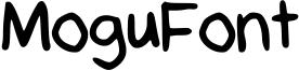 MoguFont Font