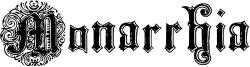 Monarchia Font